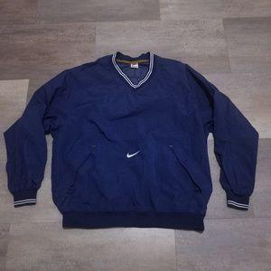 Nike Vintage Mens Windbreaker Size XL